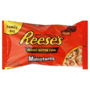 Reese's Peanut Butter Miniatures Candy, 19.75 Oz.