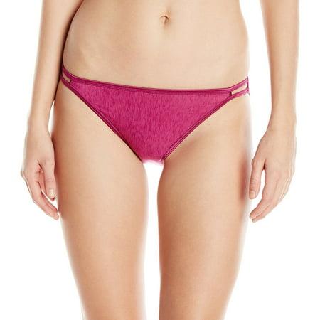 Vanity Fair Womens Body Shine Illumination String Bikini, 7, Perfect (Blue Dragon Trial Of The Seven Shadows Wiki)