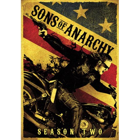Sons of Anarchy: Season Two (DVD)