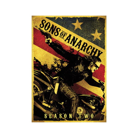 Sons of Anarchy: Season Two (DVD) (Sons Of Anarchy Halloween)