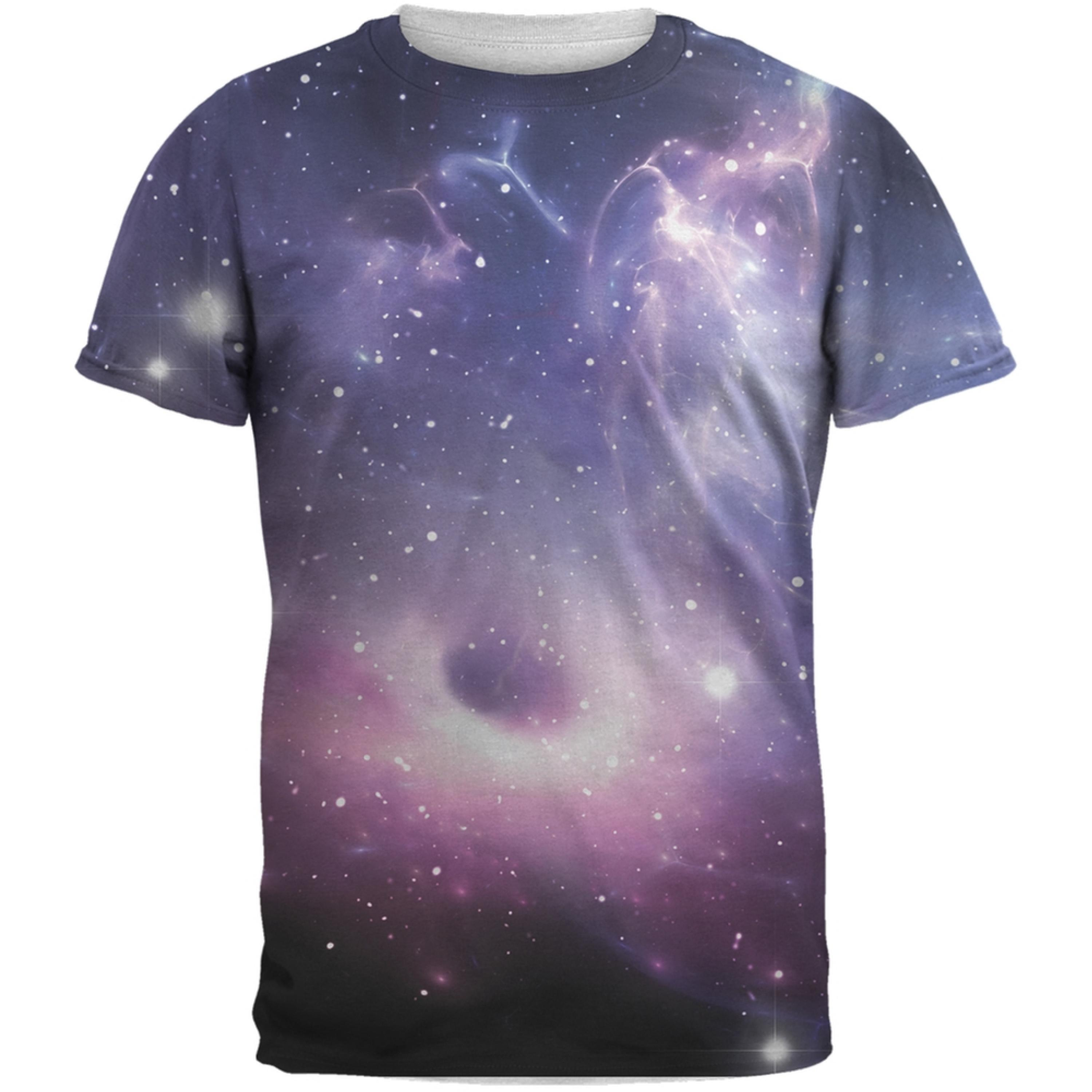 Galaxy All Over Adult T-Shirt