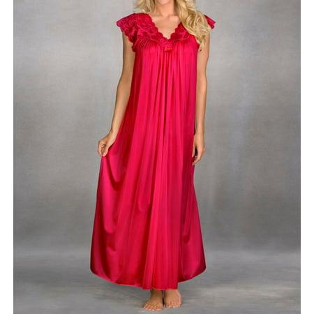 Women's Shadowline 32737 Silhouette 53 Inch Gown