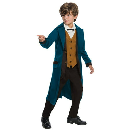 Fantastic Beasts and Where to Find Them - Newt Deluxe Child Costume](Best Buy Costumes)