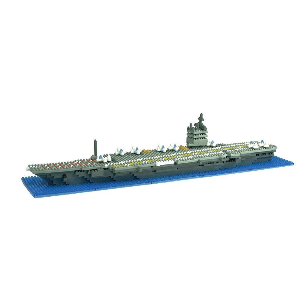 Nanoblock U.S.S. Enterprise Aircraft Carrier by