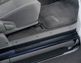 Genuine Toyota PT747-34010 Door Sill Protector