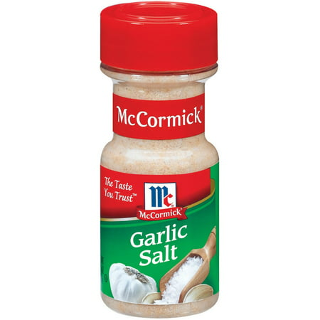 (2 Pack) McCormick Garlic Salt, 5.25 Oz