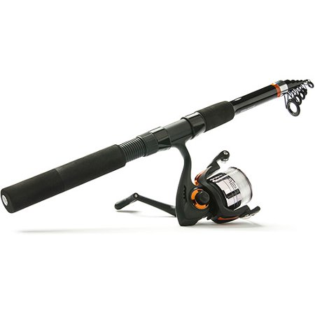 Ready 2 fish telescopic spin combo with kit for Ready 2 fish