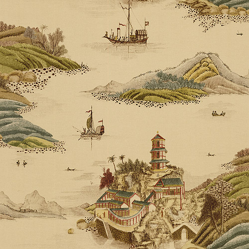 Dun Huang Route Wallcovering