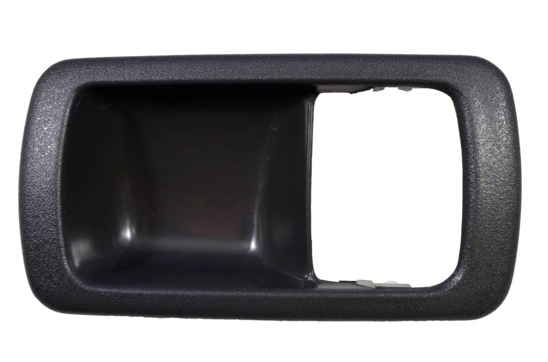 Driver Side Rear PT Auto Warehouse FO-2504A-RL Inside Interior Inner Door Handle Black