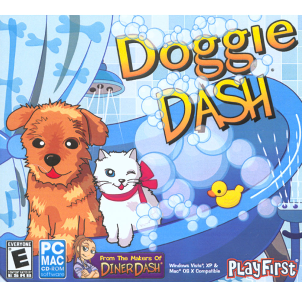 PlayFirst Doggie Dash for Windows and Mac