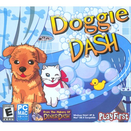 PlayFirst Doggie Dash for Windows and Mac - image 1 of 1