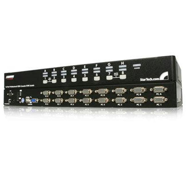 16 Port USB Console KVM Switch - image 1 of 1