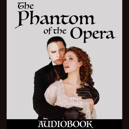 The Phantom of the Opera - Audiobook - Phantom Of The Opera Accessories