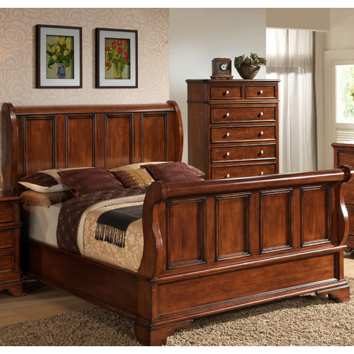 Wildon Home  Bayliss Panel Bed
