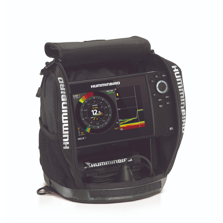 Humminbird Ice H7 Chirp GPS G2 FB 410980-1
