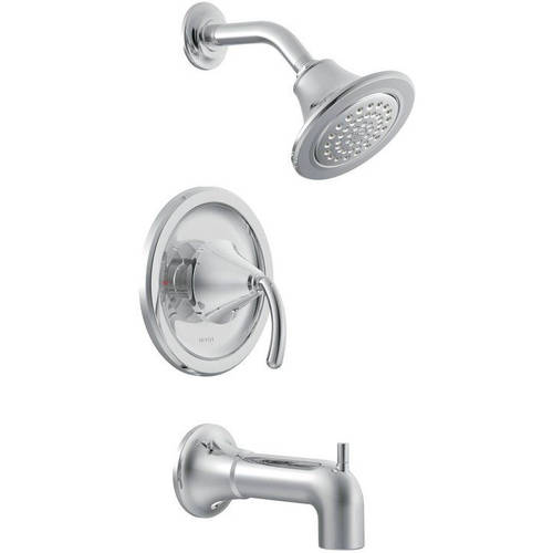 moen ts2143 icon bath and shower faucet with posi temp