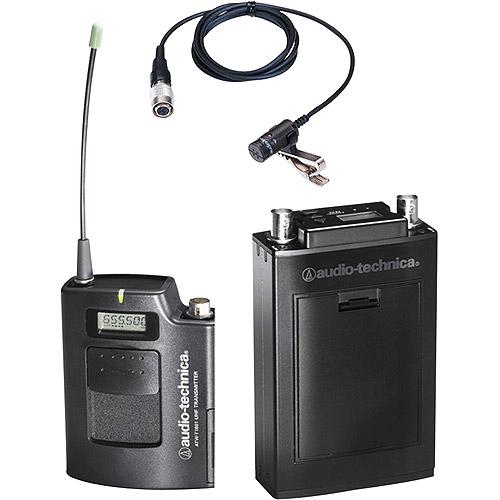 Audio-Technica ATW-1811D 1800 Series Camera Mount UHF Wir...