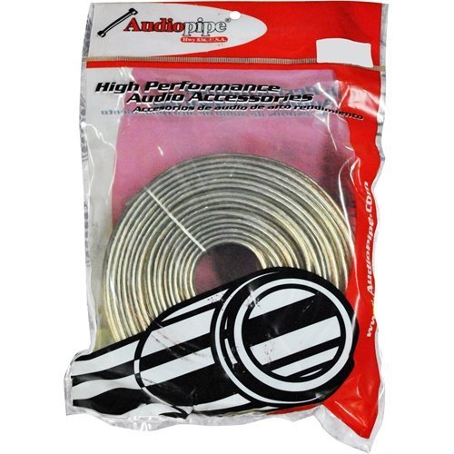 Audiopipe CABLE1850 Speaker Wire Audiopipe 18 Ga 50' Clear
