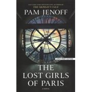 The Lost Girls of Paris (Paperback)(Large Print)