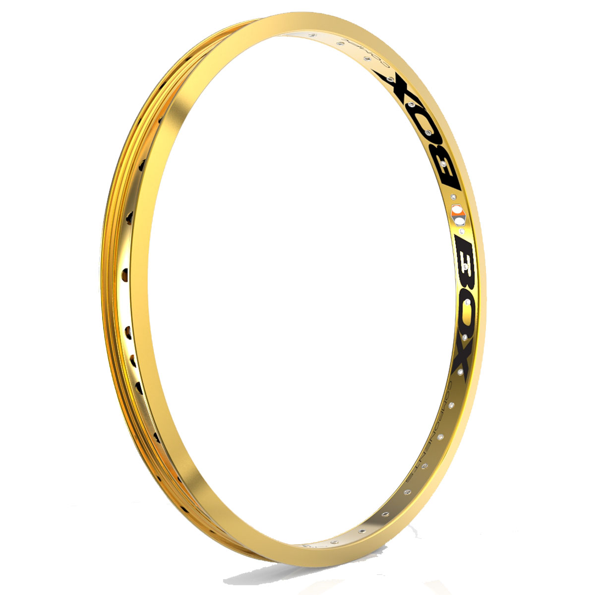 BOX FOCUS 451mm x 12mm 24h RIM GOLD