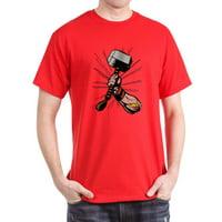 Marvel Comics Thor Hammer Retro - 100% Cotton T-Shirt