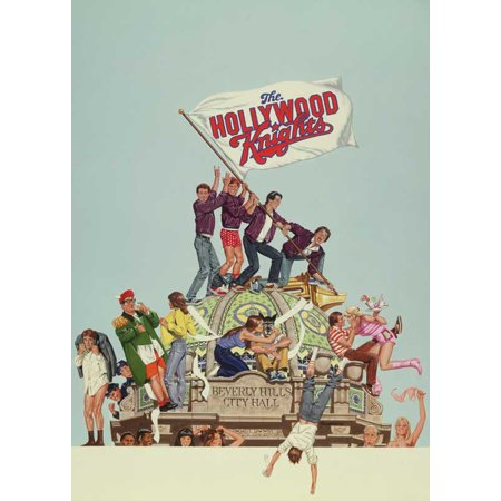 The Hollywood Knights POSTER Movie B (27x40) - Halloween Frans