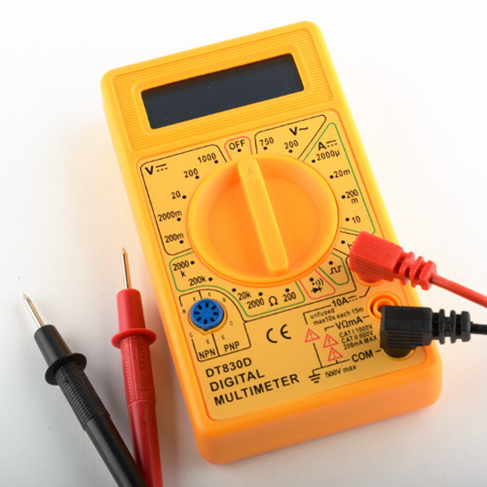 ATE Digital Multimeters Multitester Vom Volt Ohm Meter Vo...