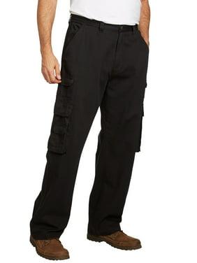 Men's Big & Tall Side-elastic Ranger Cargo Pants By Boulder Creek