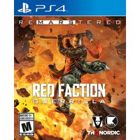 Red Faction Guerilla: Re-Mars-Tered, THQ Nordic, PlayStation 4, 0811994021601