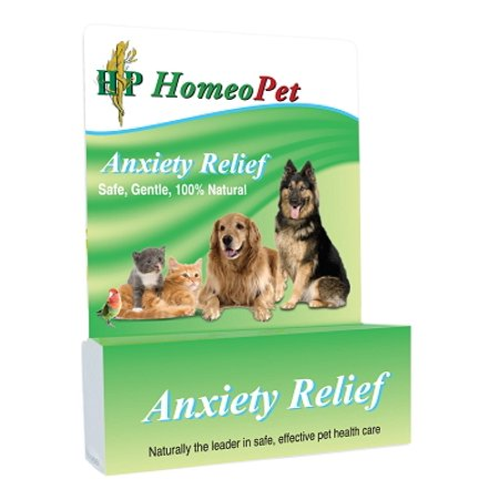 HomeoPet Anxiety Relief, 15 ml Multi-Colored - Walmart.com