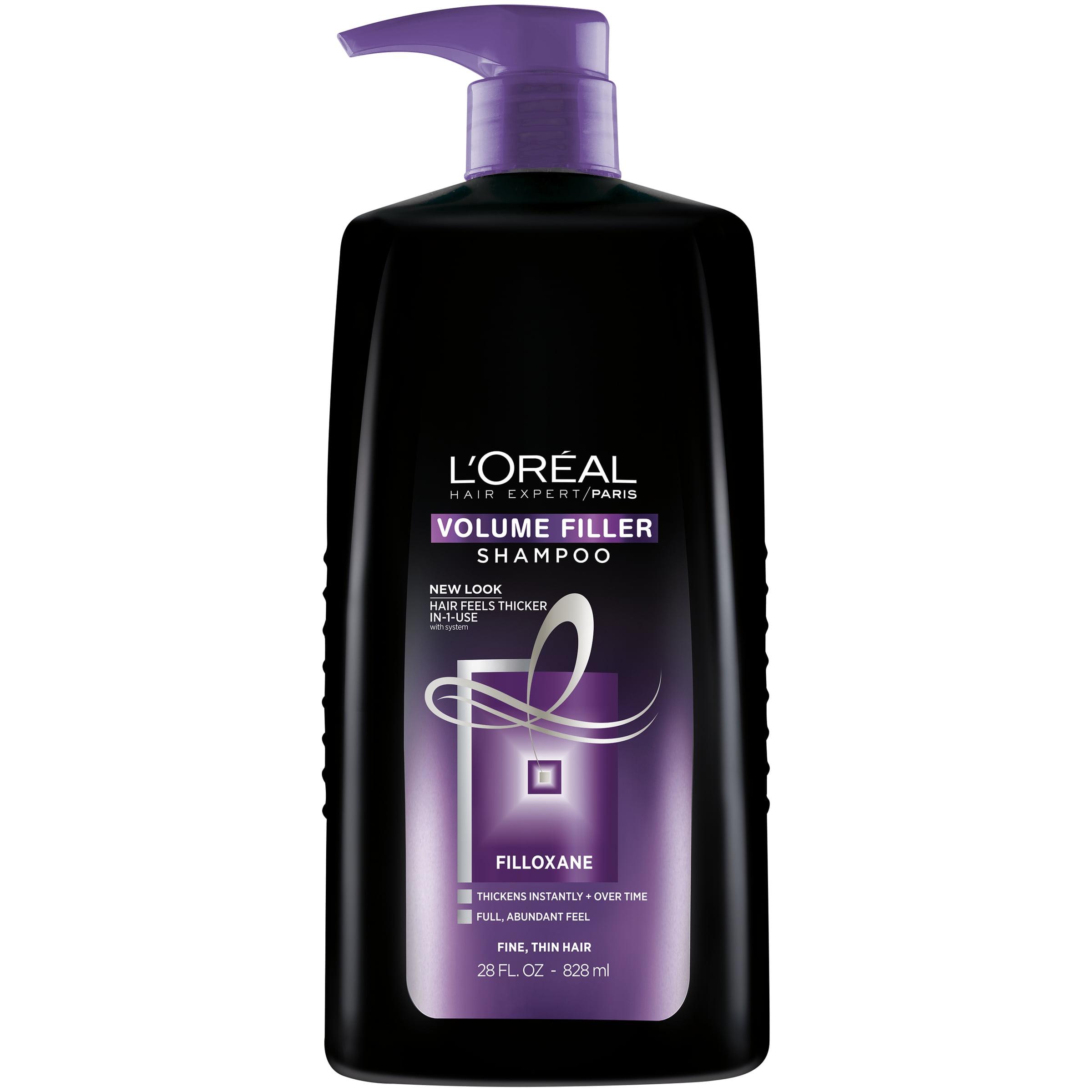 L'Oreal Paris Hair Expert Volume Filler Shampoo 28 fl. oz. Pump