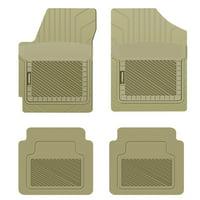 4301122 Gray Custom Fit Car Mat 4PC PantsSaver