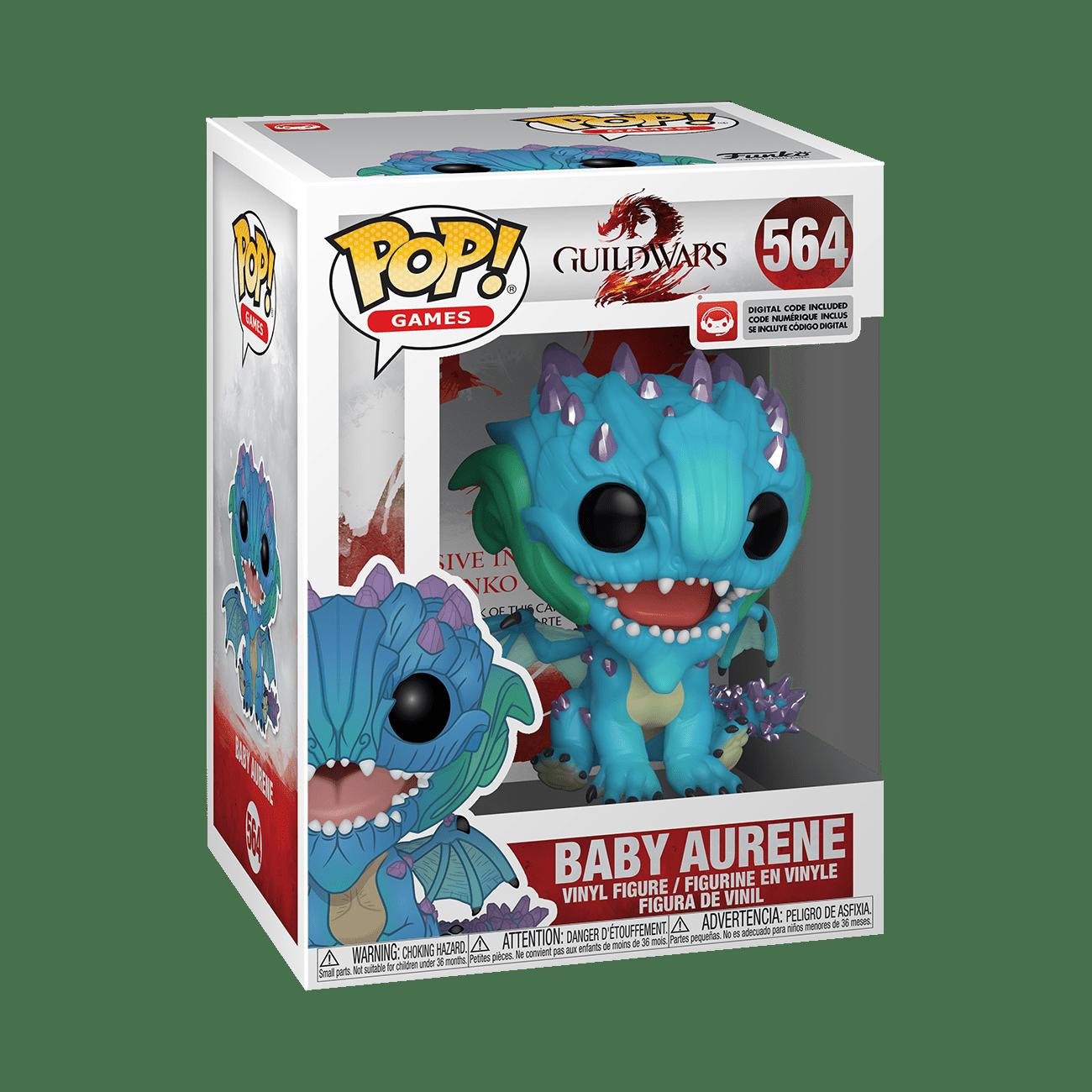 Funko POP! Games: Guild Wars 2 - Baby Aurene