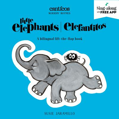 Little Elephants / Elefantitos (Board Book)