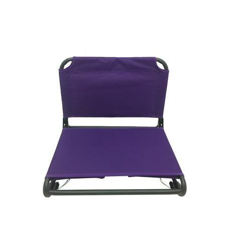 - Ozark Trail Stadium Seat Purple