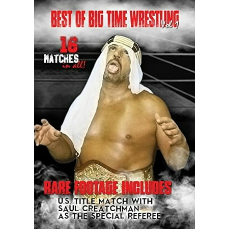 Best of Big Time Wrestling 1 (DVD) (Best Pro Wrestling Matches Of All Time)