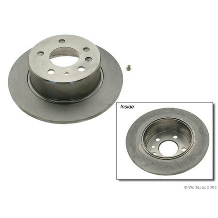 Brembo W0133-1620902 Disc Brake Rotor for Mercedes-Benz (Brembo Disc Rotors)