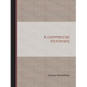 A Commercial Dictionary