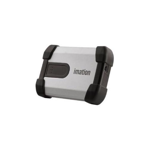 Imation Defender H100 External - Hard drive - 1 TB - external ( portable ) - USB 2.0 - FIPS 140-2 Level 3