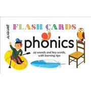 Phonics: 100 Key Words and Sounds with Learning Tips (Flash Cards) (Paperback)