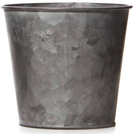 Elegant Expressions by Hosley Small Galvanized Bucket