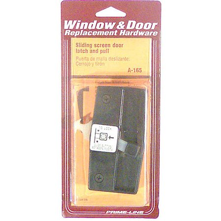 Prime Line Products A165 Sliding Screen Door Latch and Pull ...