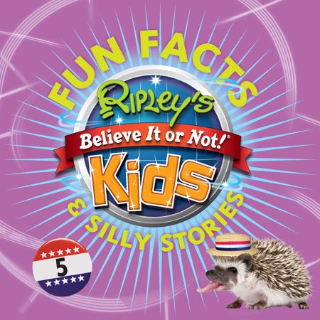 Ripley's Fun Facts & Silly Stories 5 for $<!---->