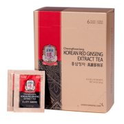 Korea Ginseng Corp - Korean Red Ginseng Extract Powder Tea - 50 Pack(s)
