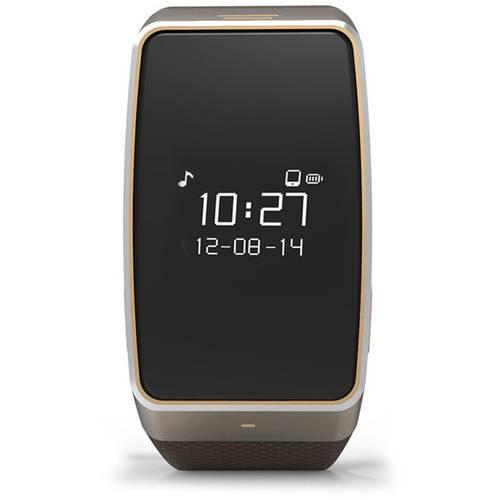 MyKRONOZ ZeWatch3 Smartwatch with Activity Tracker, Pink Gold