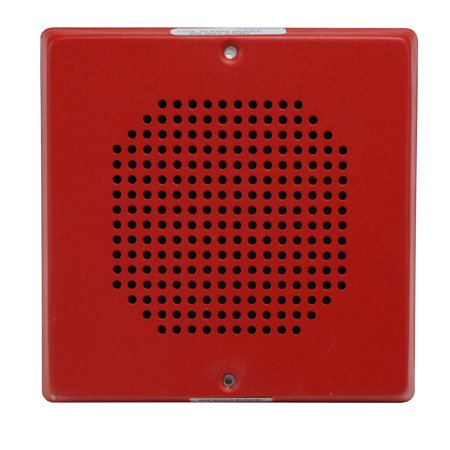 Siemens CH-R 500-636019 Red Fire Alarm Audible Notification Signal Chime ()