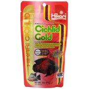 Hikari Cichlid Gold Medium Pellet Fish Food, 2 Oz