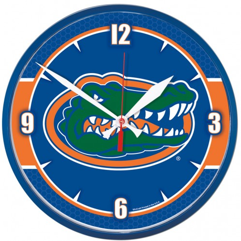 Wincraft, Inc. NCAA 12.75 Wall Clock