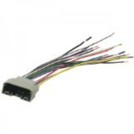 scosche radio wiring harness for 2007 up select chrysler. Black Bedroom Furniture Sets. Home Design Ideas
