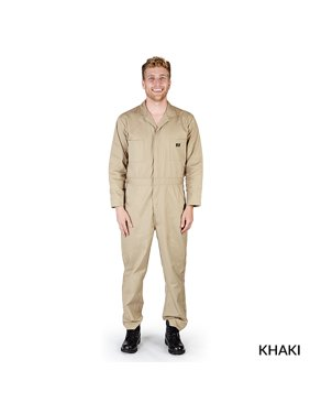 Natural Uniforms Men Long Sleeve Coverall 861